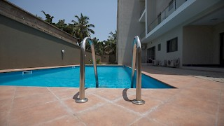Devtraco Plus Ghana Limited Avant Garde pool side