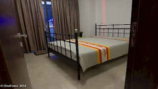 Devtraco Plus Ghana Limited Avant Garde one bedroom apartment - bedroom