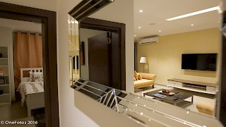 Devtraco Plus Ghana Limited Avant Garde two bedroom apartment - corridor