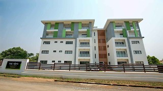 The Niiyo, Dzorwulu | Front View | Devtraco Plus Apartments For Sale and Rent | Accra, Ghana