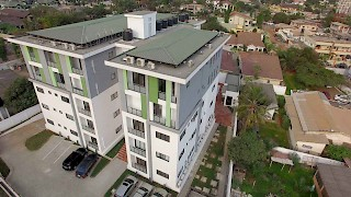 The Niiyo, Dzorwulu | Bird View | Devtraco Plus Apartments For Sale and Rent | Accra, Ghana