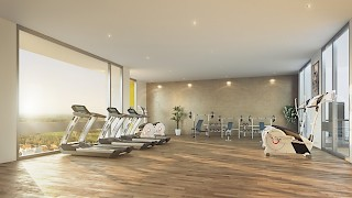 Devtraco Plus Ghana | The Edge gym | Labone apartment for sale and rent